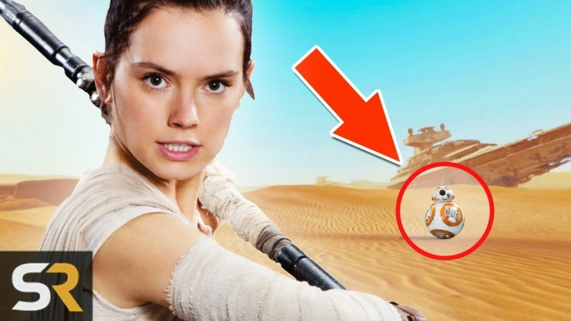 10 Amazing Hidden Details in Star Wars The Force Awakens