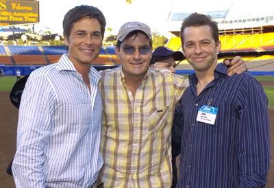 3094095 - Rumor: Rob Lowe pode substituir Charlie Sheen em Two And a Half Men... é, começou...