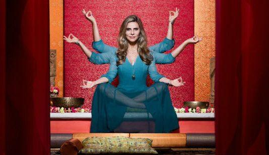 Bruna Lombardi em A Vida Secreta dos Casais (Reprodução/HBO)