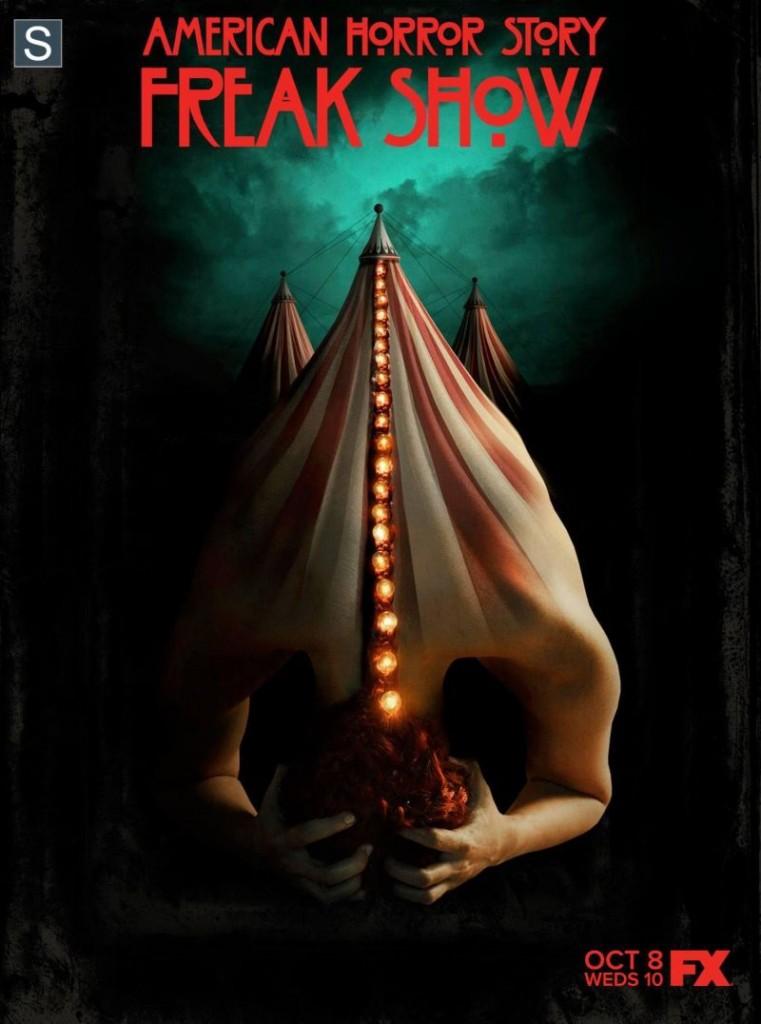 American Horror Story - Season 4 - New Promotional Poster _FULL