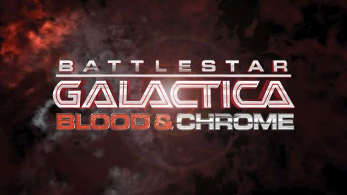 Battlestar Galactica-Blood and Chrome