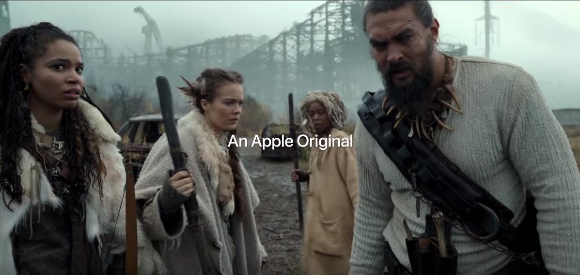 See, série do AppleTV+