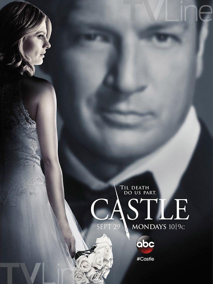 Castle - Season 7 - Promotional Poster
