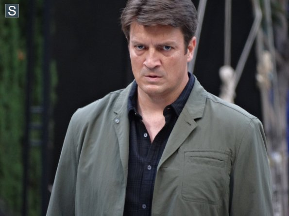 Castle - Season 7 - Set Photos - 31st July 2014 (8)_595_slogo