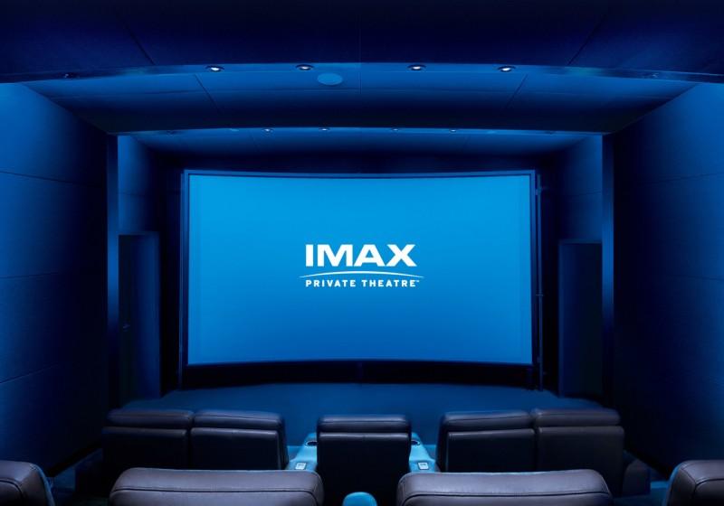 Cinema IMAX em casa