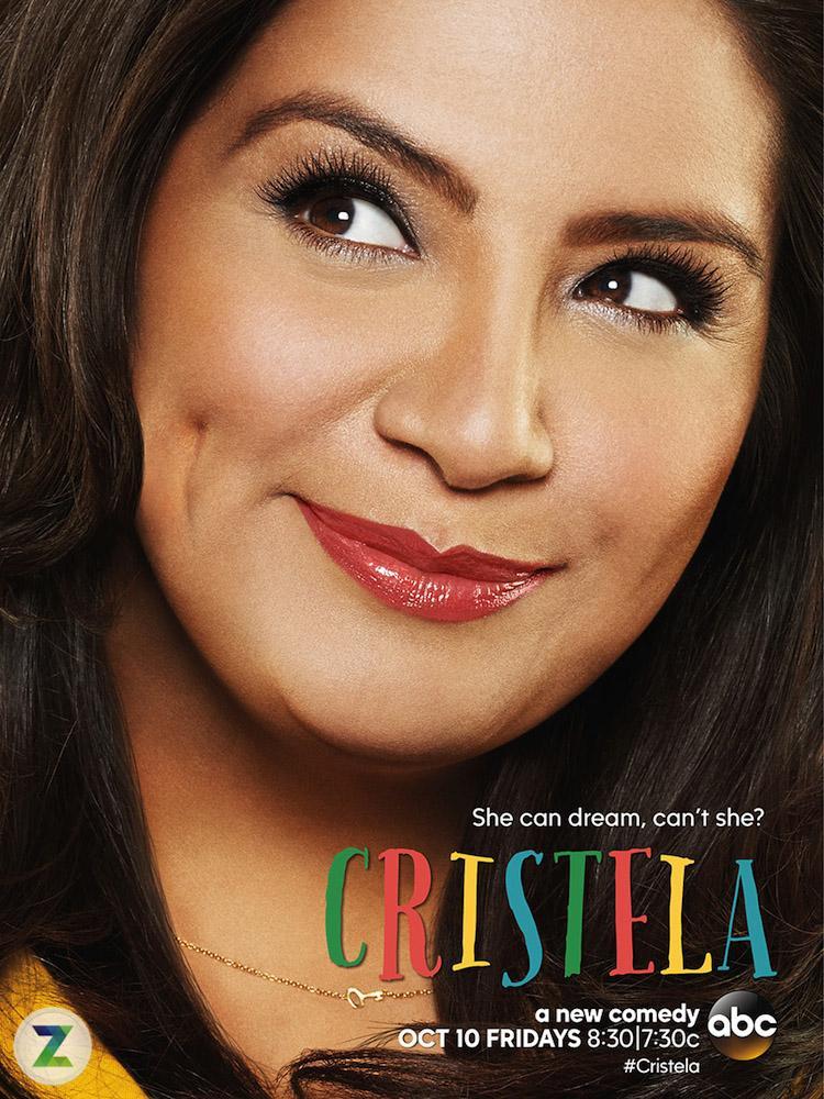 Cristela - Promotional Poster_FULL