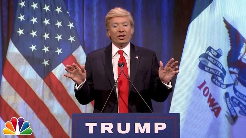Donald Trump Jimmy Fallon