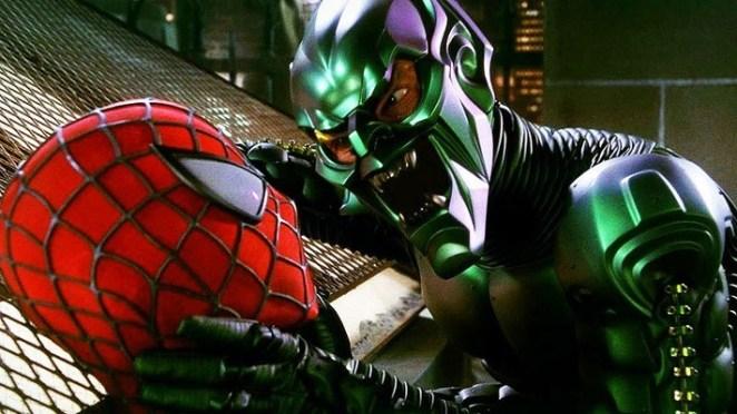 Homem-Aranha e o duende verde