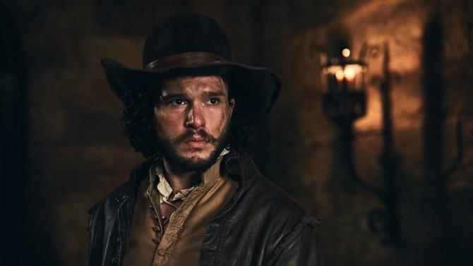 Gunpowder - Trailer de Gunpowder (BBC One), série estrelada por Kit Harington