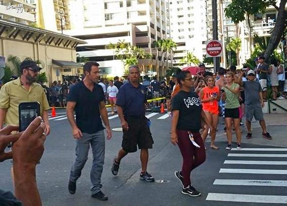 Hawaii Five-0 - Season 5 - Set Photos - 31st July 2014 (1)_595_SpoilerTV Watermark Large