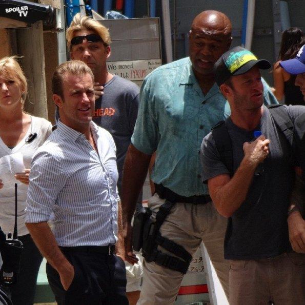 Hawaii Five-0 - Season 5 - Set Photos - 31st July 2014 (26)_595_SpoilerTV Watermark Large
