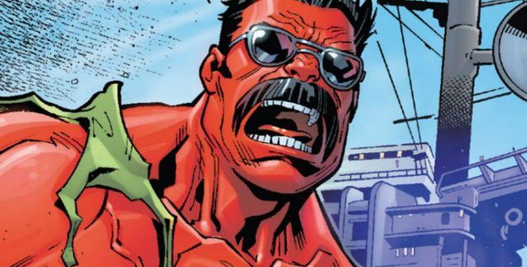 Hulk Vermelho