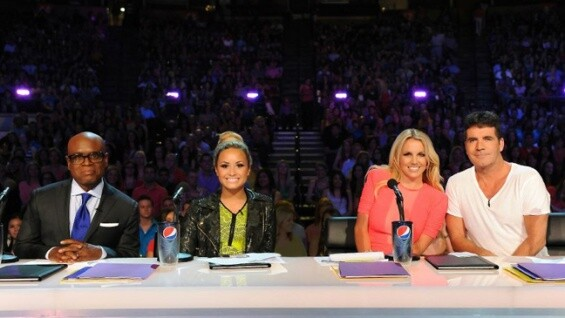 Judges Table - Como começou a segunda temporada de The X-Factor USA?