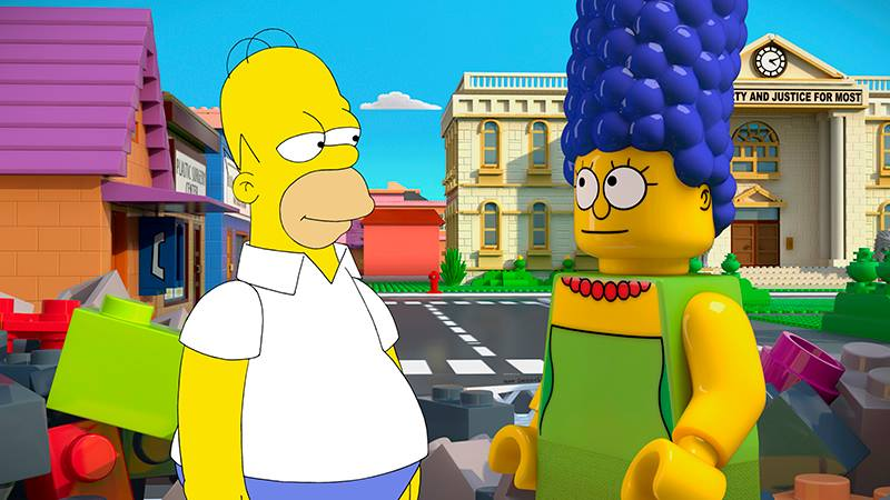 LEGO-The-Simpsons-Episode