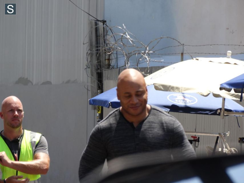NCIS Los Angeles - Season 6 - Set Photos - 4th August 2014 (3)_FULL
