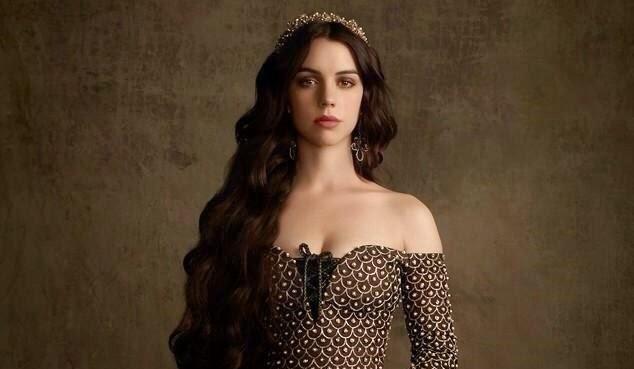 Reign - Season 2 - Cast Promotional Photos