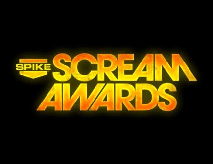 SCREAM11 Logo web page - Veja a lista dos principais indicados ao Scream Awards 2011, da Spike TV