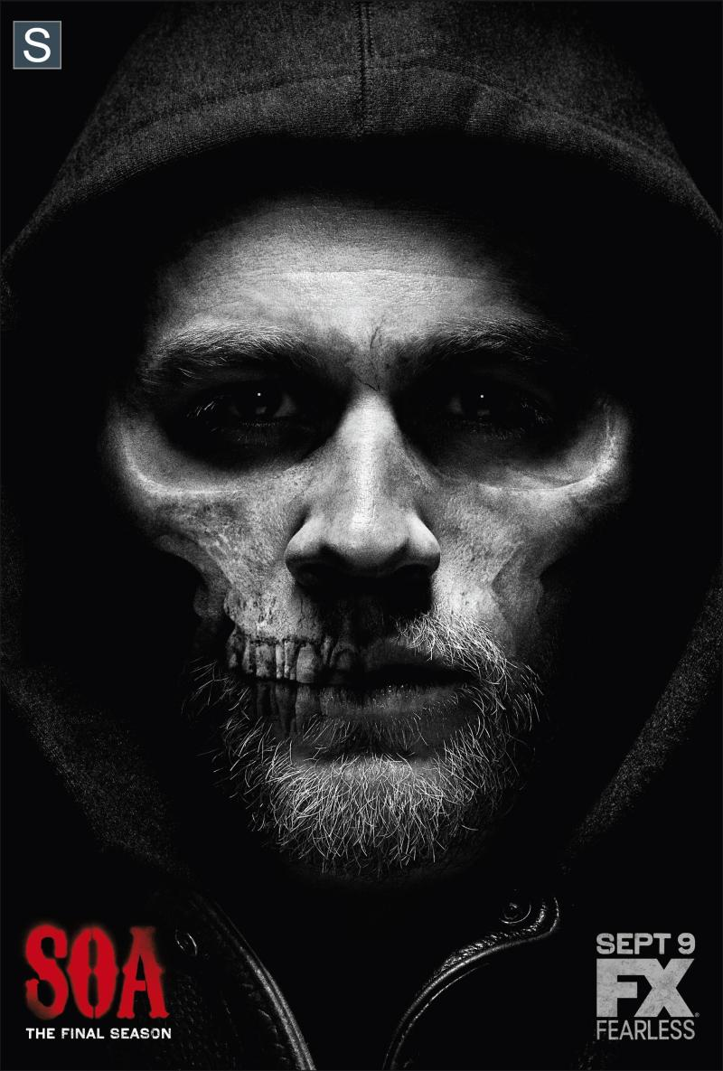 Sons of Anarchy - Season 7 - New Promotional Poster_FULL