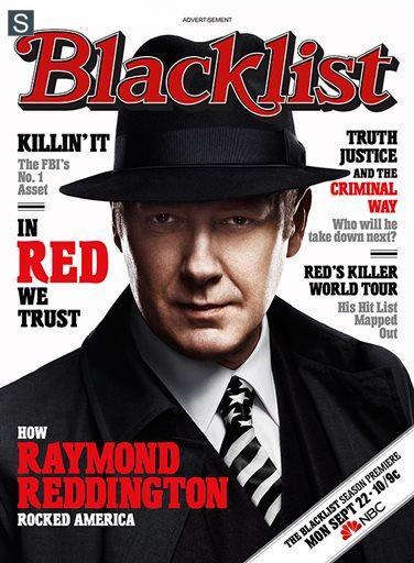 The Blacklist - Season 2 - Magazine Covers (1)_FULL