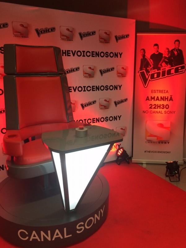 The Voice - Cadeira 2