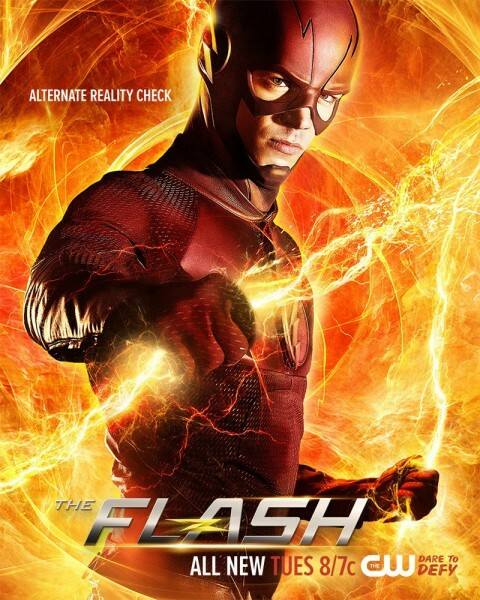 TheFlash-new-poster