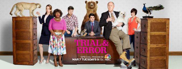 "Trial and Error - Trial and Error   ""Proving Him Innocent"" Promo   NBC"