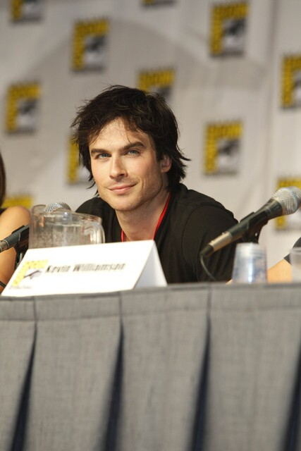 Vampire Diaries Comic Con Panel. 1 - [Comic-Con 2010] Painel de The Vampire Diaries: dicas da segunda temporada