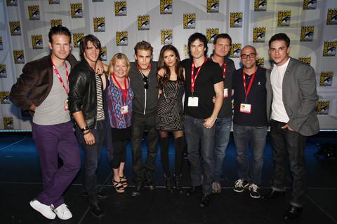 Vampire Diaries Comic Con Panel. 5 - [Comic-Con 2010] Painel de The Vampire Diaries: dicas da segunda temporada