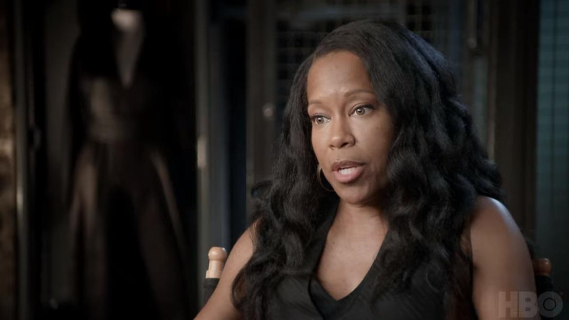 A atriz Regina King fala de Watchmen em depoimento publicado pela HBO (Reprodução)