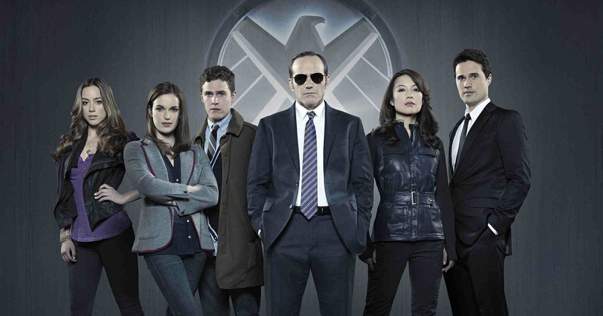 """""""Agents of SHIELD"""""""