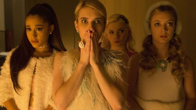 ariana-grande-emma-roberts-abigail-breslin-billie-lourd-scream-queens-fox