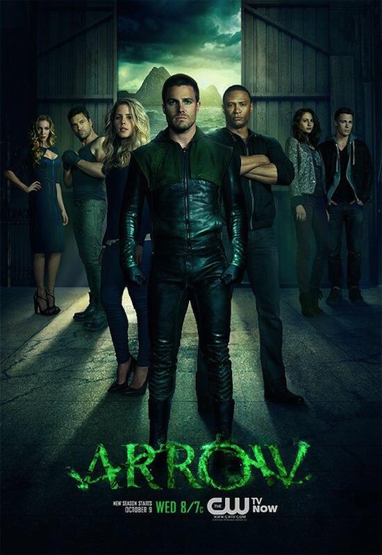 arrow_season2_poster