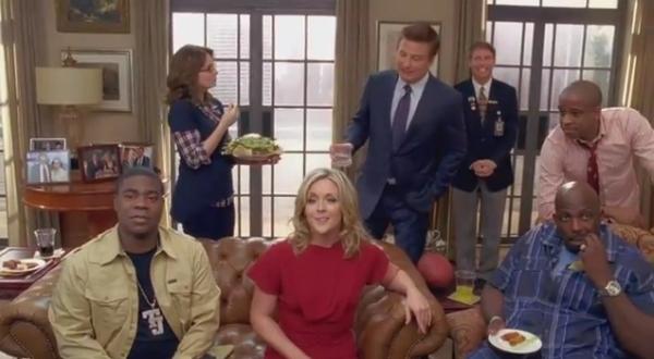"""brotherhood nbc - [Vídeo] Como a NBC desejou um """"feliz Super Bowl"""" aos EUA, com 30 Rock, Community, Parks e muito mais"""