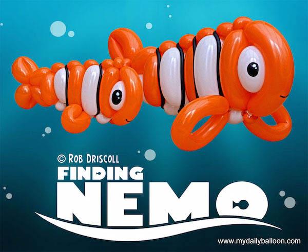 buscando-a-nemo-globos