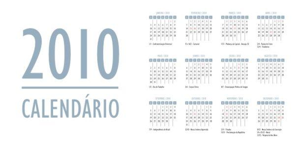 calendario 2010 feriados - [Em Janeiro...] Prepare-se! Seu mês de janeiro será quente!