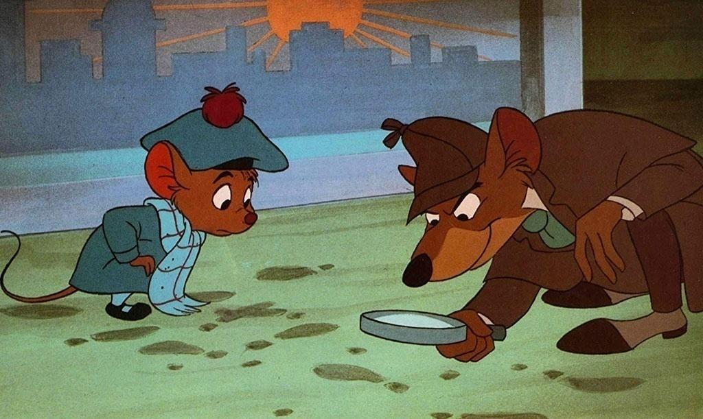 As Peripécias do Ratinho Detetive