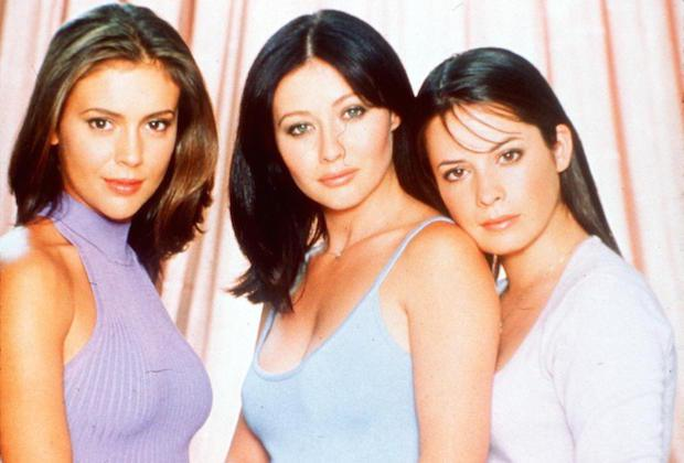 TV STILLS FROM THE SHOW CHARMED