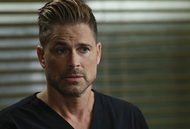 """1.0 Bodies"" -- The doctors treat cult members who unwillingly survived a mass suicide attempt, and Mario decides to connect with his late father's girlfriend, on CODE BLACK, Wednesday, Nov. 23 (10:00-11:00 PM, ET/PT), on the CBS Television Network.  Pictured: Rob Lowe (Col. Ethan Willis)   Photo: Cliff Lipson/CBS ©2016 CBS Broadcasting, Inc. All Rights Reserved"