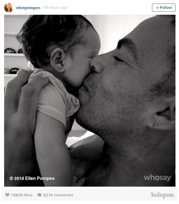 ellen-child-instagram