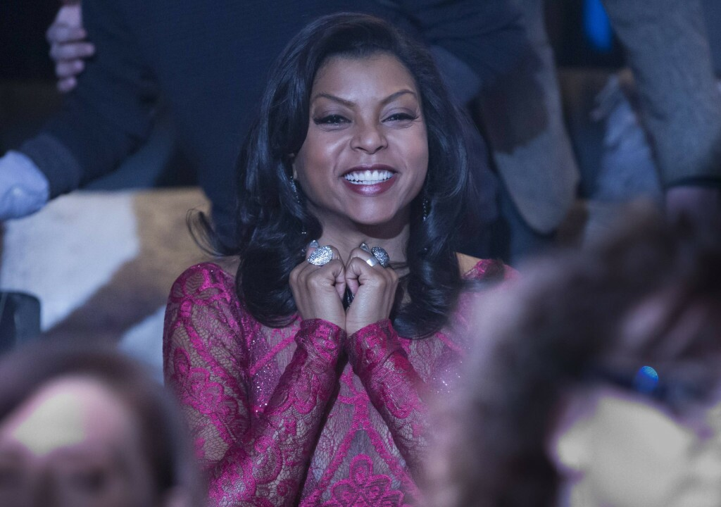 "EMPIRE: Cookie (Taraji P. Henson) watches the performance in the special two-hour ""Die But Once/Who I Am"" Season Finale episode of EMPIRE airing Wednesday, March 18 (8:00-10:00 PM ET/PT) on FOX. CR: Chuck Hodes/FOX"
