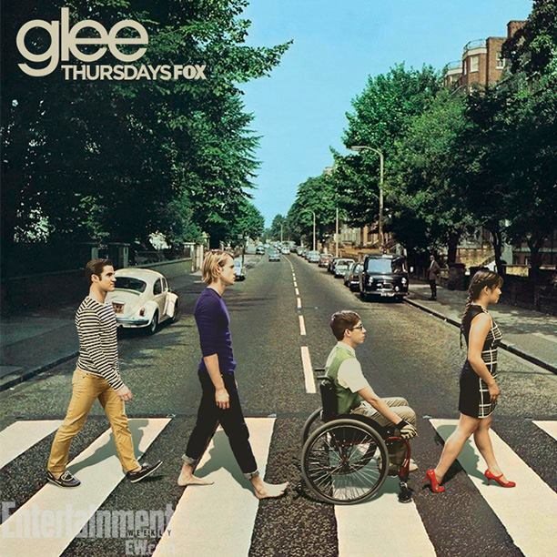 glee-fox-the-beatles-poster