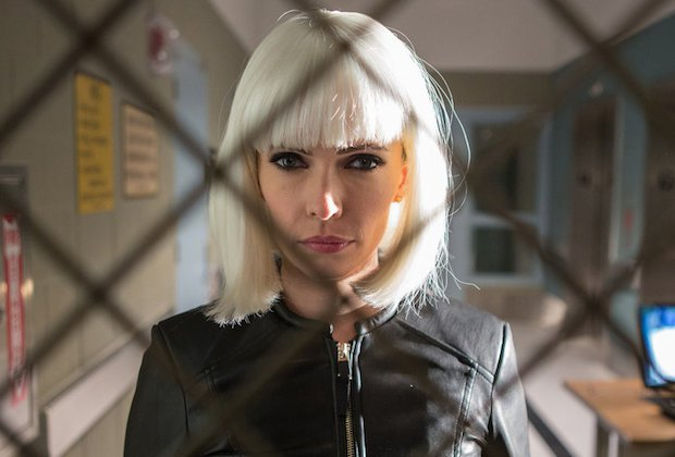 "GRIMM -- ""The Beginning of the End"" Episode 522 -- Pictured: Bitsie Tulloch as Eve -- (Photo by: Scott Green/NBC)"