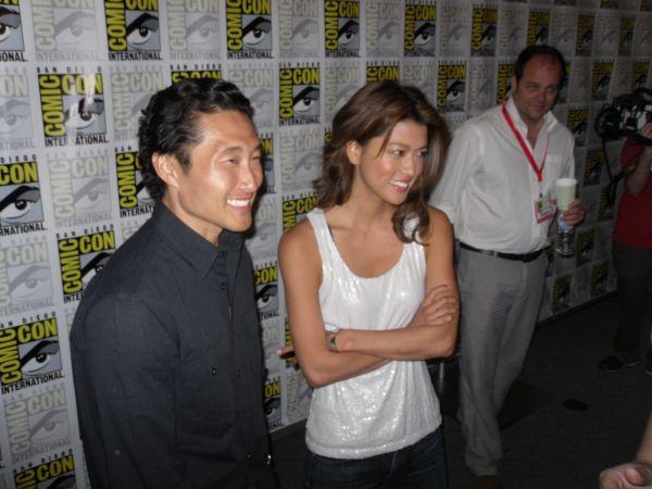 hawaii 01 - [Comic-Con 2010] Painel de Hawaii Five-O: um painel lotado! Mesmo!