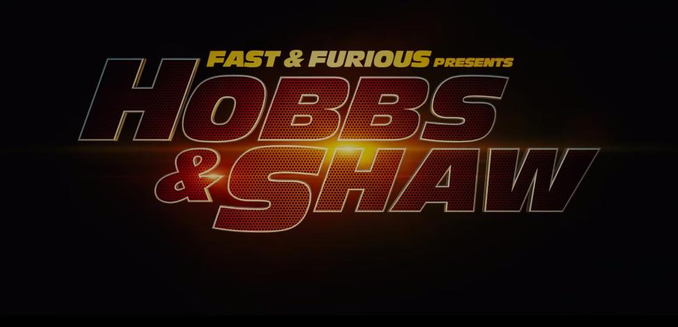 Logo de Velozes e Furiosos: Hobbs & Shaw