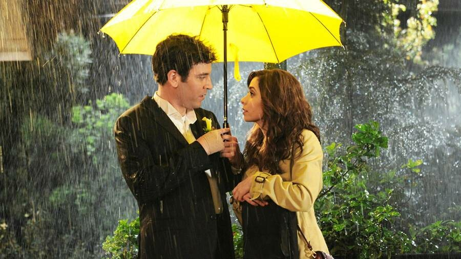 """Last Forever Parts One and Two"" —Ted finally finishes telling his kids the story of how he met their mother, on the special one-hour series finale of HOW I MET YOUR MOTHER, Monday, March 31 (8:00-9:00 PM, ET/PT) on the CBS Television Network.   Pictured: Josh Radnor as Ted, Cristin Milioti as Tracy. Photo: Ron P. Jaffe/Fox © 2014 Fox Television. All rights reserved"