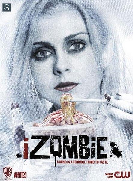 iZombie - New Promotional Poster_FULL