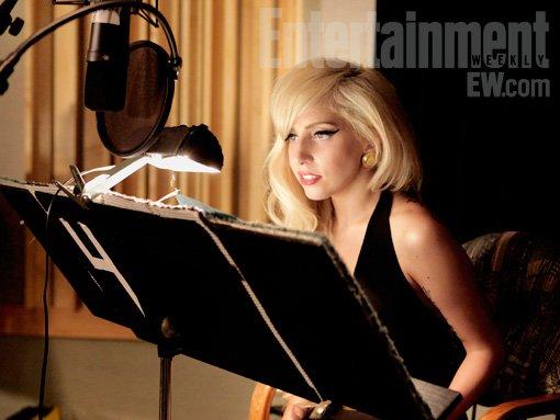 lady gaga 510 595 - Lady Gaga fará participação especial na próxima temporada de The Simpsons
