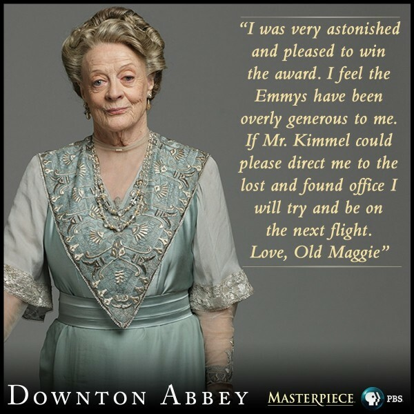 maggie-smith-emmys-downton-abbey