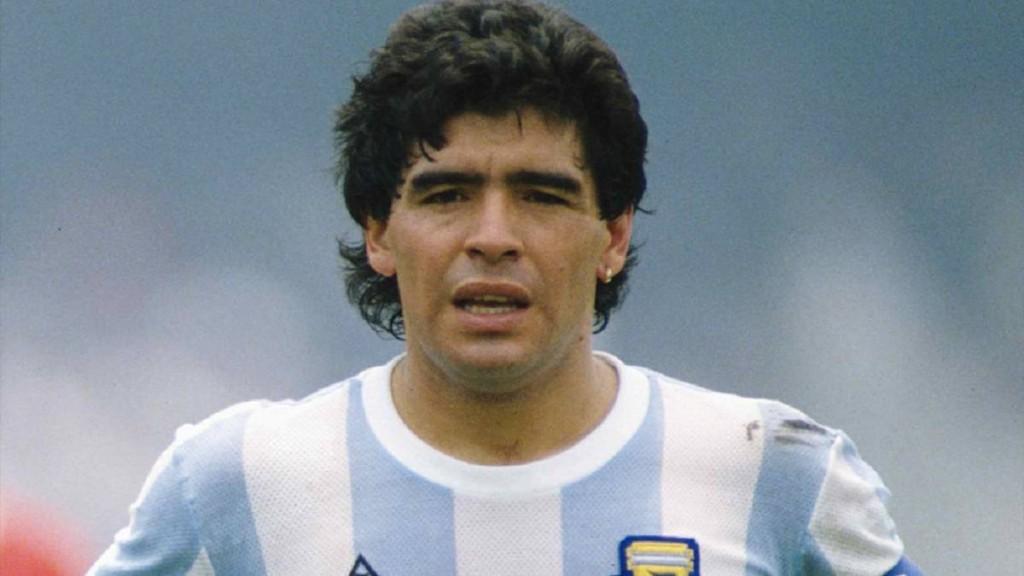 maradona 1024x576 - Amazon Prime Video vai lançar série biográfica sobre Diego Armando Maradona