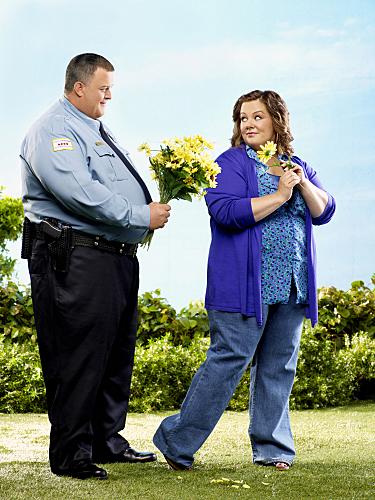 mike molly cbs cast 01 - Audiência de 15/11: Mike and Molly e House sobem, NBC cai